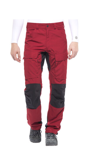 Lundhags Authentic Pant Men Short Red